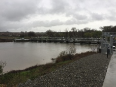 Lake Solano @ Diversion Dam 2-20-17
